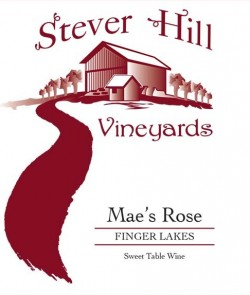 stever hill maes rose label