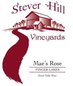 stever hill maes rose label