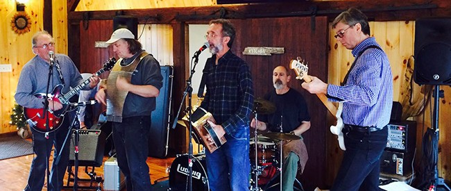 stever hill vineyards live music cayuga blue notes