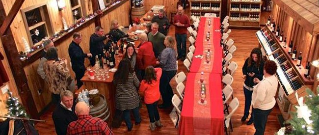 stever hill vineyards wine club